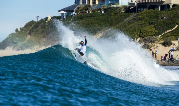 Jordy Smith. Open J-Bay 2018, Jeffreys Bay, África do Sul. Foto: WSL / Cestari