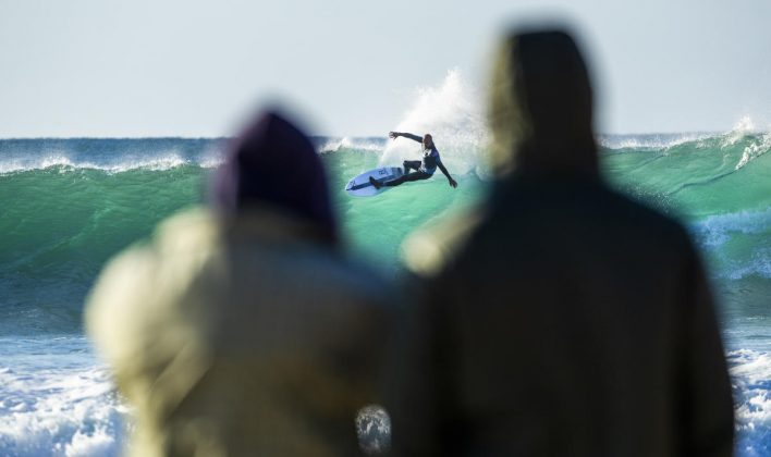 Kelly Slater. Open J-Bay 2018, Jeffreys Bay, África do Sul. Foto: WSL / Cestari