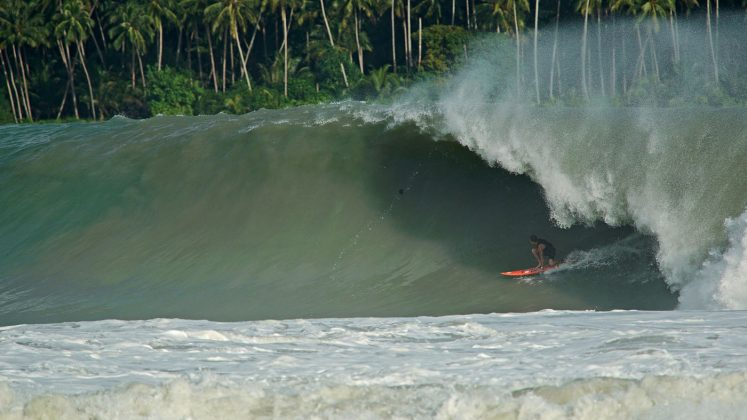 Mark Healey, Nias, Indonésia. Foto: Bruno Lemos / Sony Brasil.