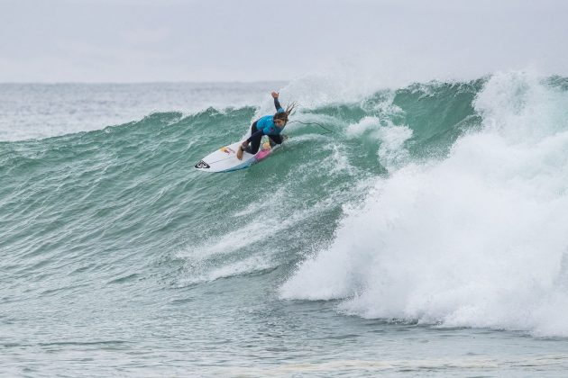 Caroline Marks, Open J-Bay Women´s 2018, Jeffreys Bay, África do Sul. Foto: WSL / Cestari.
