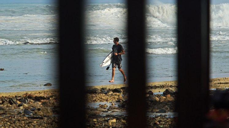 Tyler Newton, Nias, Indonésia. Foto: Bruno Lemos / Sony Brasil.