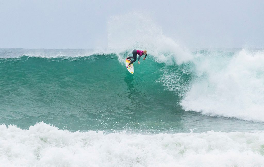 Open J-Bay Women´s 2018, Jeffreys Bay, África do Sul