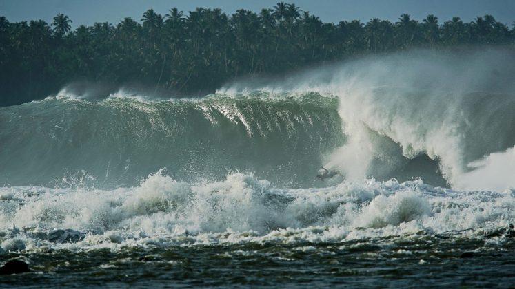 Lagundri Bay, Nias, Indonésia. Foto: Bruno Lemos / Sony Brasil.