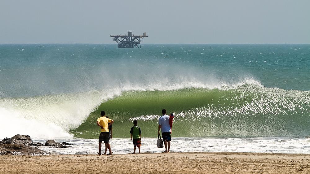 Com a pioneira Ley de Rompientes, iniciativas que corriam o risco de perturbar as ondas em Lobitos foram interrompidas.
