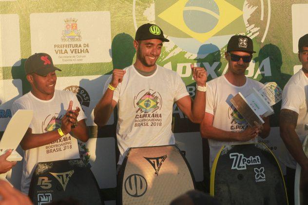 Gabriel Braga, Capixaba Bodyboarding Brasil 2018, Barra do Jucu (ES). Foto: Giuliano Lara.