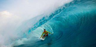 Julian Wilson, Teahupoo, Taiti