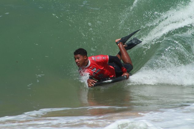 Sócrates Santana, Capixaba Bodyboarding Brasil 2018, Barra do Jucu (ES). Foto: Giuliano Lara.
