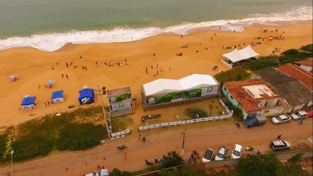 Etapa na Barra do Jucu marca retorno do Espírito Santo ao calendário nacional.