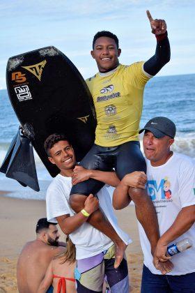 Socrates Santana, Capixaba Bodyboarding Brasil 2018, Barra do Jucu (ES). Foto: Gabriel Henrique.