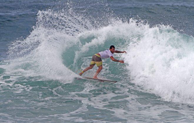 Alandreson Martins, Rio Surf Pro Brasil 2018, Macumba (RJ). Foto: Pedro Monteiro.