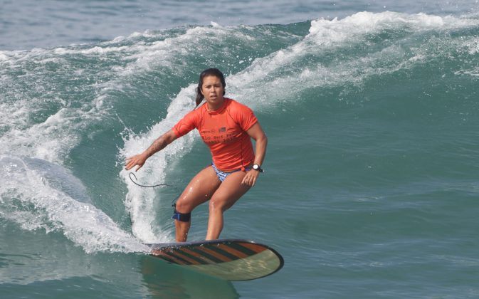 Aline, Rio Surf Pro Brasil 2018, Macumba (RJ). Foto: Pedro Monteiro.