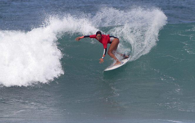 Ananda Veras, Rio Surf Pro Brasil 2018, Macumba (RJ). Foto: Pedro Monteiro.