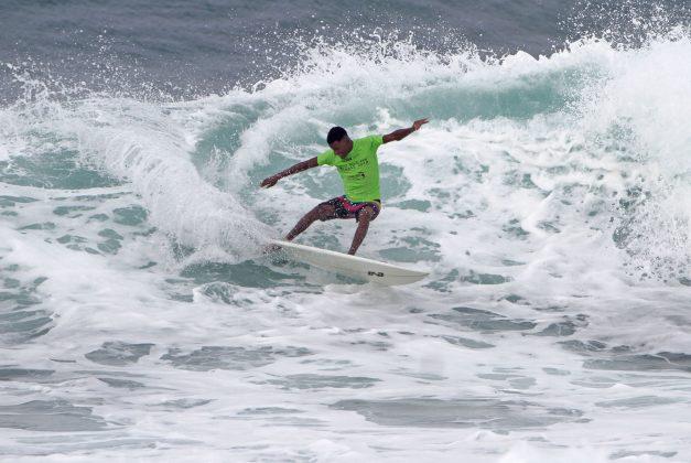 Anderson Picachu, Rio Surf Pro Brasil 2018, Macumba (RJ). Foto: Pedro Monteiro.