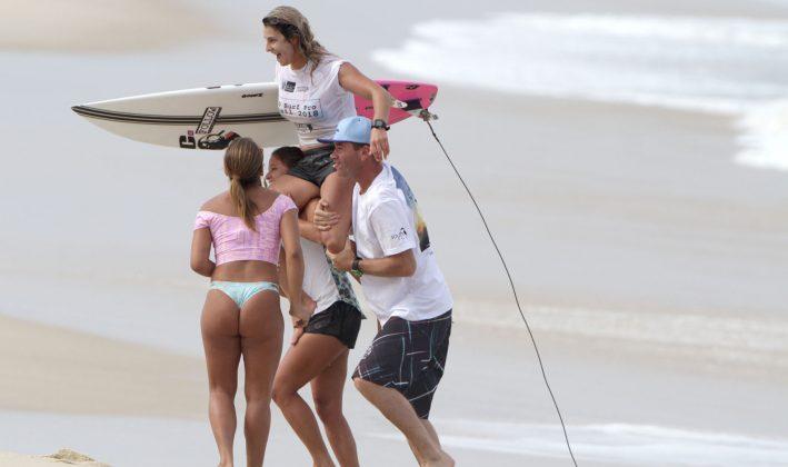 Camila Cássia, Rio Surf Pro Brasil 2018, Macumba (RJ). Foto: Pedro Monteiro.