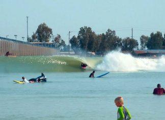 Bobby Kithcart, Surf Ranch, Lemoore (EUA)