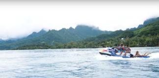 Viagem pela Polinésia
