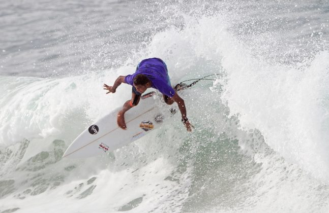 Claudemir Lima, Rio Surf Pro Brasil 2018, Macumba (RJ). Foto: Pedro Monteiro.