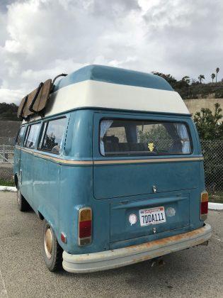 Combosa, Califórnia (EUA). Foto: Arquivo pessoal.