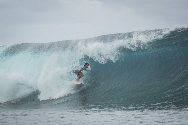 Connor O'Leary, Tahiti Pro 2018, Teahupoo. Foto: WSL / Poullenot.