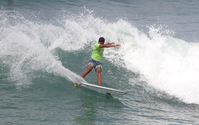 Daniel Domingos, Rio Surf Pro Brasil 2018, Macumba (RJ). Foto: Pedro Monteiro.