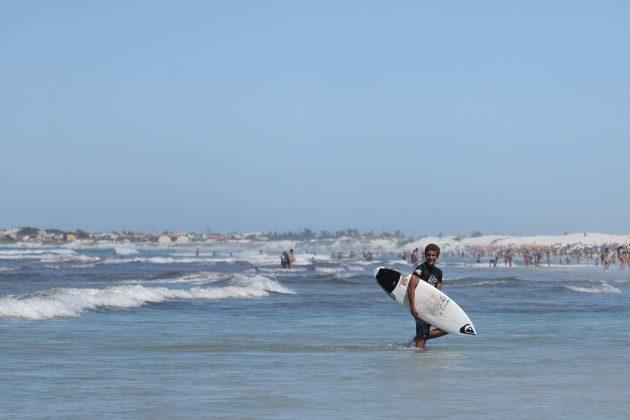 Daniel Templar, Top Surf Pro 2018, Praia do Forte, Cabo Frio (RJ). Foto: Patricia Coutinho.