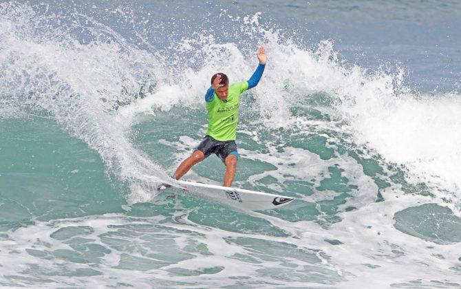 Daniel Templar, Rio Surf Pro Brasil 2018, Macumba (RJ). Foto: Pedro Monteiro.