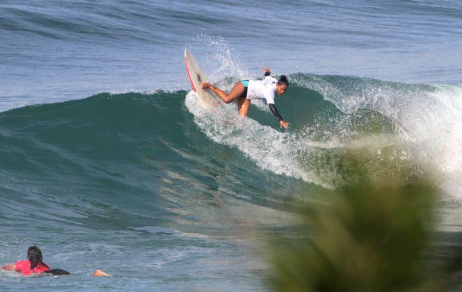 Diana Cristina, Rio Surf Pro Brasil 2018, Macumba (RJ). Foto: Pedro Monteiro.