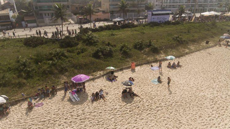 Rio Surf Pro Brasil 2018, Praia da Macumba (RJ). Foto: Bernardo Ferreira.