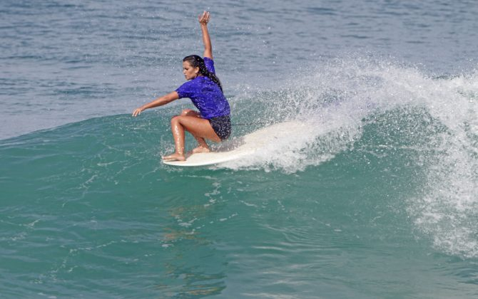 Evelin Neves, Rio Surf Pro Brasil 2018, Macumba (RJ). Foto: Pedro Monteiro.