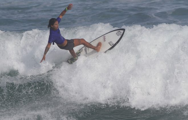 Gabriela Teixeira, Rio Surf Pro Brasil 2018, Macumba (RJ). Foto: Pedro Monteiro.