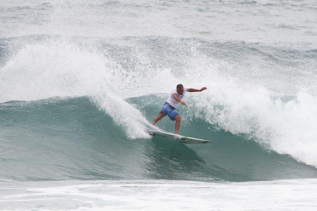 Geovane Ferreira, Rio Surf Pro Brasil 2018, Macumba (RJ). Foto: Pedro Monteiro.