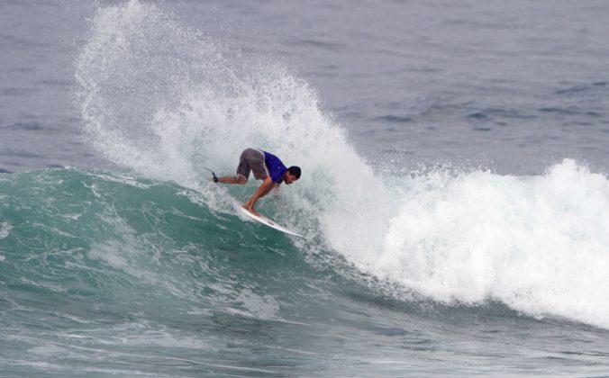 Gustavo Fernandes, Rio Surf Pro Brasil 2018, Macumba (RJ). Foto: Pedro Monteiro.