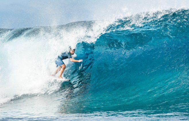 Ian Gouveia, Tahiti Pro 2018, Teahupoo. Foto: WSL / Poullenot.