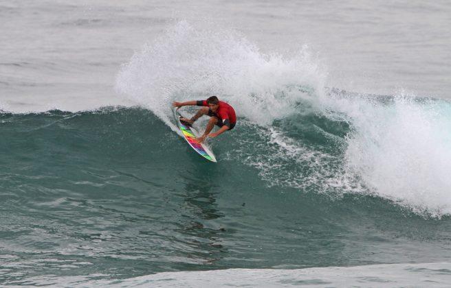 João Chianca, Rio Surf Pro Brasil 2018, Macumba (RJ). Foto: Pedro Monteiro.