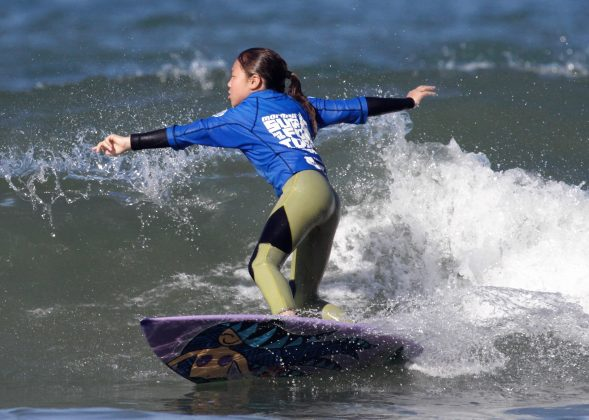 Julie Arissa, Surfuturo Groms 2018, Atalaia, Itajaí (SC). Foto: Basilio Ruy/P.P07.