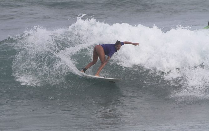 Karol Ribeiro, Rio Surf Pro Brasil 2018, Macumba (RJ). Foto: Pedro Monteiro.