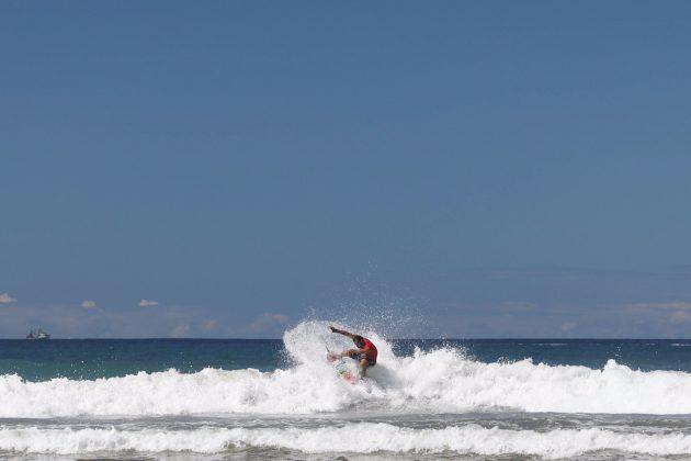 Leandro Bastos, Top Surf Pro 2018, Praia do Forte, Cabo Frio (RJ). Foto: Patricia Coutinho.