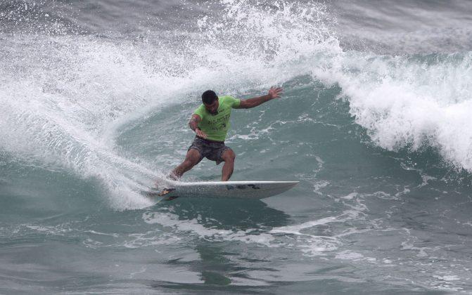 Leo Neves, Rio Surf Pro Brasil 2018, Macumba (RJ). Foto: Pedro Monteiro.