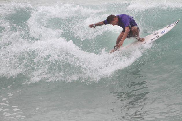 Lisandro Leandro, Rio Surf Pro Brasil 2018, Macumba (RJ). Foto: Pedro Monteiro.