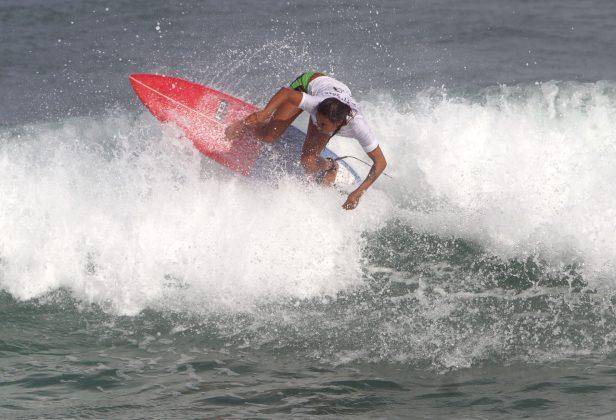 Monik Santos, Rio Surf Pro Brasil 2018, Macumba (RJ). Foto: Pedro Monteiro.