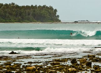 Nias Pro 2018, Indonésia