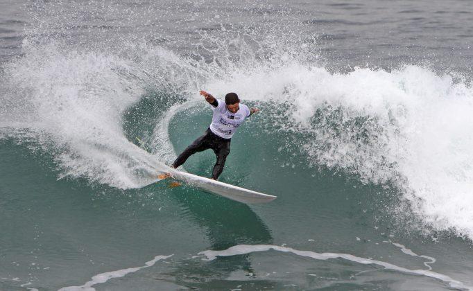 Odarci Nonato, Rio Surf Pro Brasil 2018, Macumba (RJ). Foto: Pedro Monteiro.