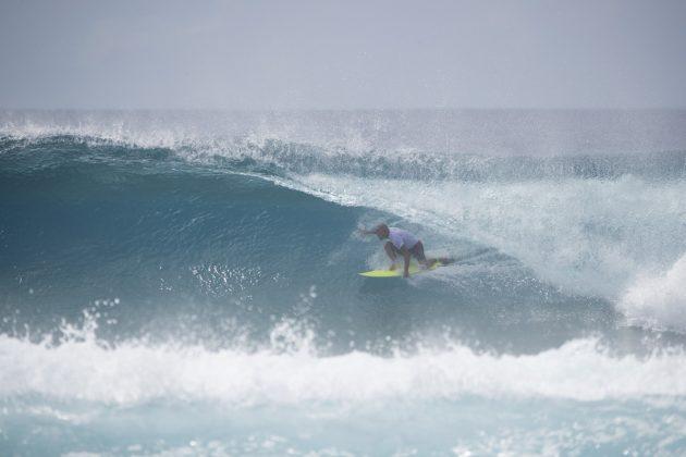 Fred Patacchia, Four Seasons Trophy 2018, Sultans, Maldivas. Foto: WSL / Sean Scott.