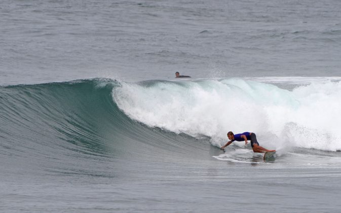 Pedro Ribeiro, Rio Surf Pro Brasil 2018, Macumba (RJ). Foto: Pedro Monteiro.