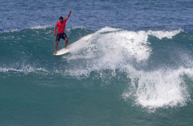 Rodrigo de Souza, Rio Surf Pro Brasil 2018, Macumba (RJ). Foto: Pedro Monteiro.