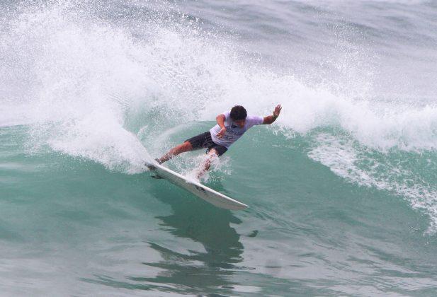 Theo Fresia, Rio Surf Pro Brasil 2018, Macumba (RJ). Foto: Pedro Monteiro.