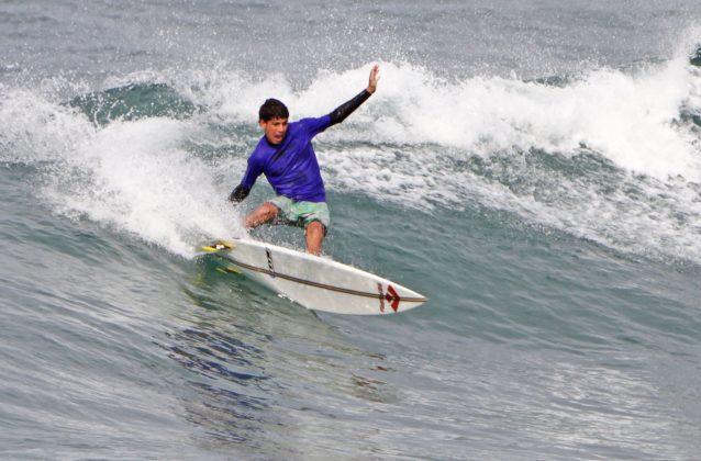 Valentin Neves, Rio Surf Pro Brasil 2018, Macumba (RJ). Foto: Pedro Monteiro.