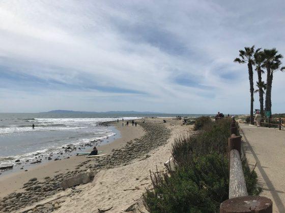 Ventura não colaborou desta vez, Califórnia (EUA). Foto: Arquivo pessoal.