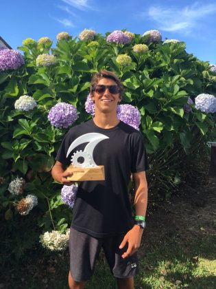 Vitor Ferreira, Pantin Junior Pro 2018, Espanha. Foto: Divulgação / WSL.