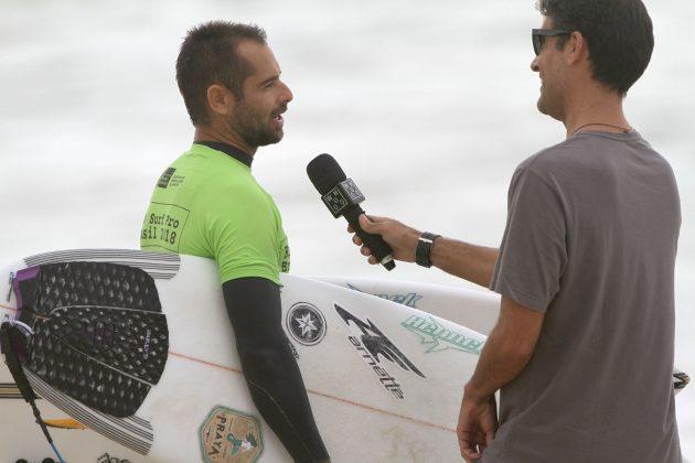 Marcelo Trekinho, Rio Surf Pro Brasil 2018, Macumba (RJ). Foto: Pedro Monteiro.